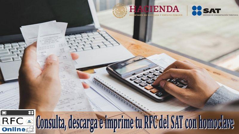 Consulta-descarga-imprime-RFC-SAT