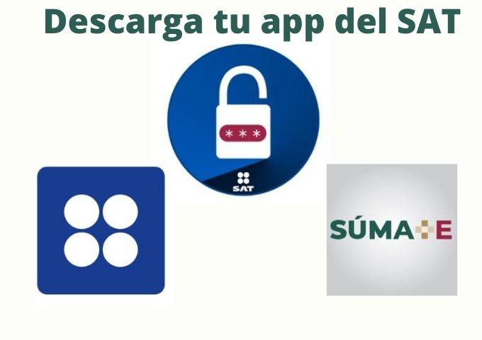 Descarga la app del SAT