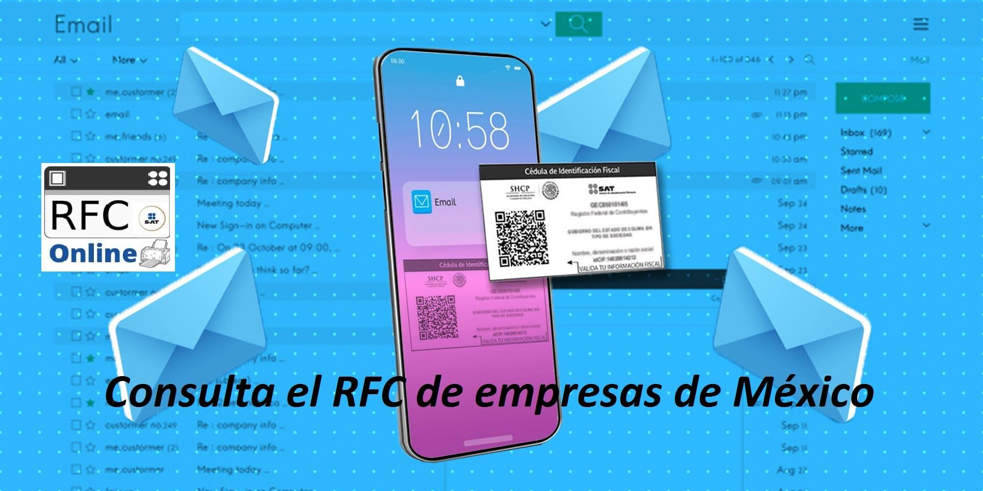 RFC empresas Mexico 2021