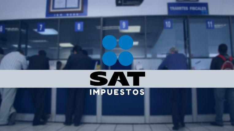 Sat modulos Mexico
