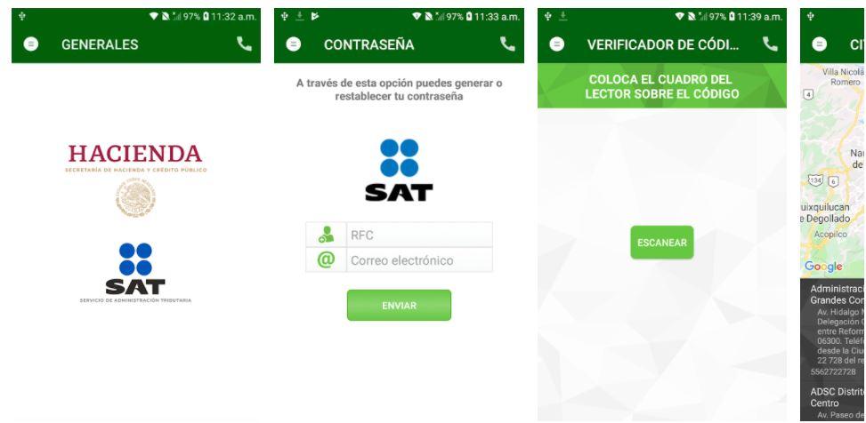 app del sat