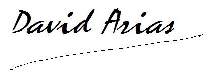 Firma David Arias