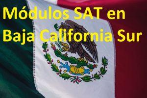 Sacar cita en el SAT Baja California Sur