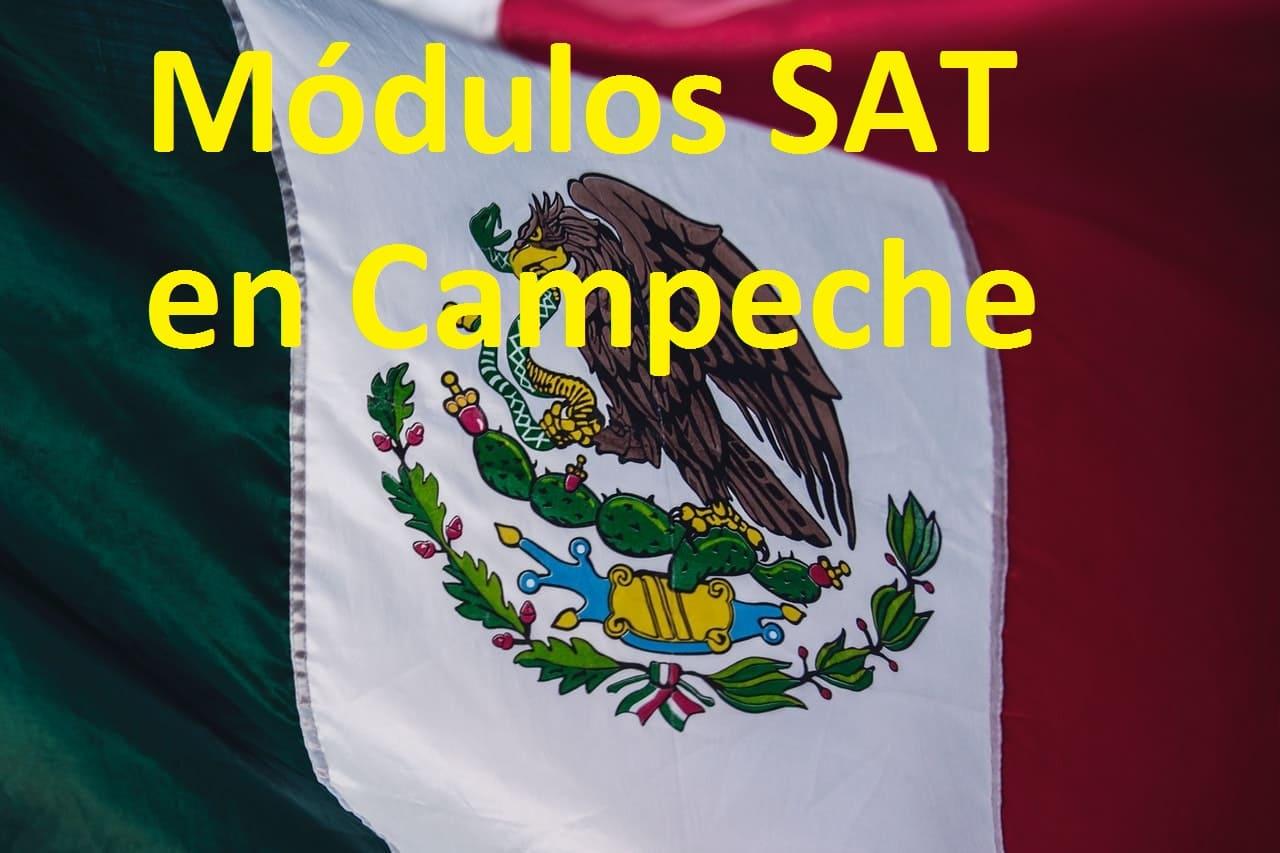 Sacar cita en el SAT Campeche