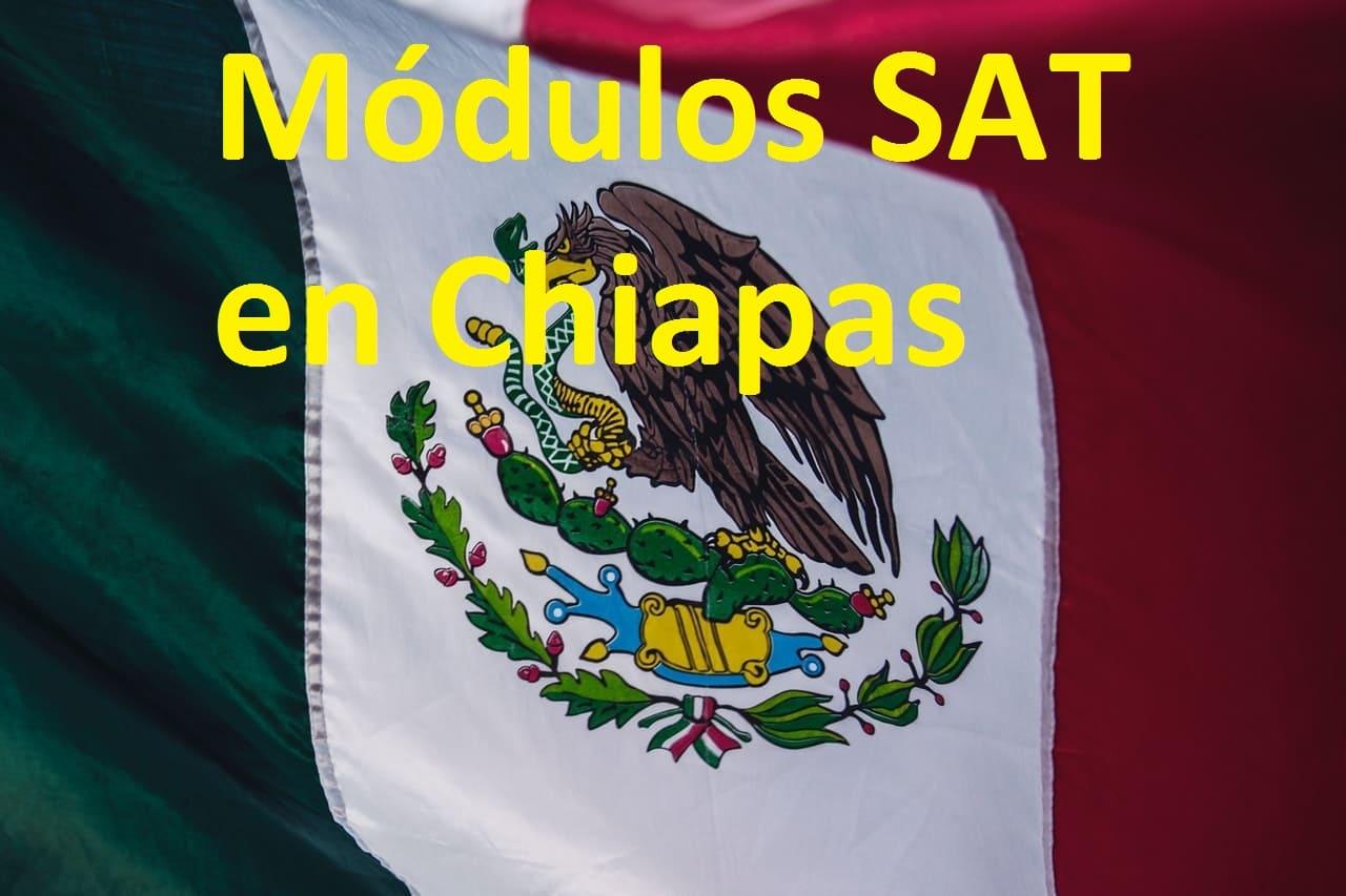 Sacar cita en el SAT Chiapas