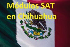 Sacar cita en el SAT Chihuahua