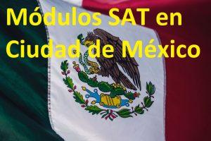 Sacar cita en el SAT Ciudad de México
