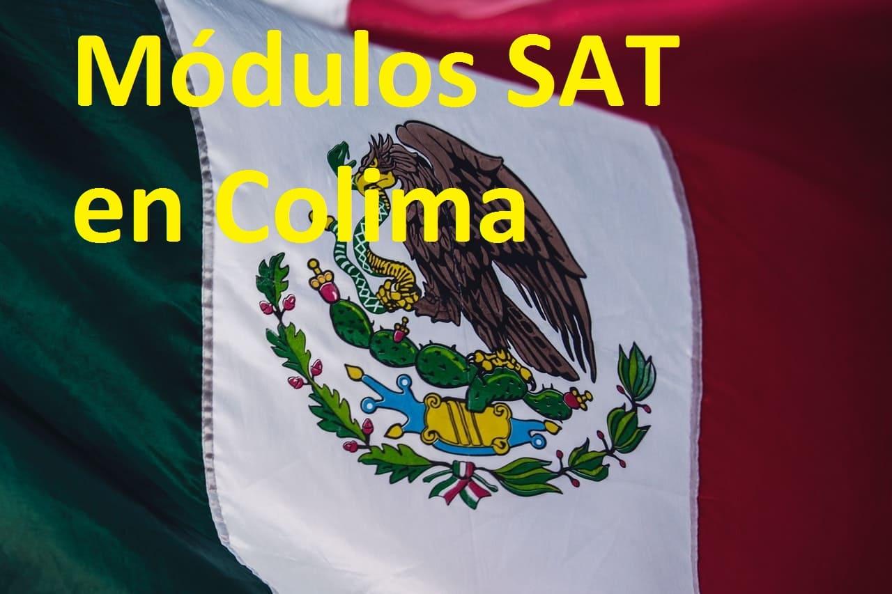 Sacar cita en el SAT Colima