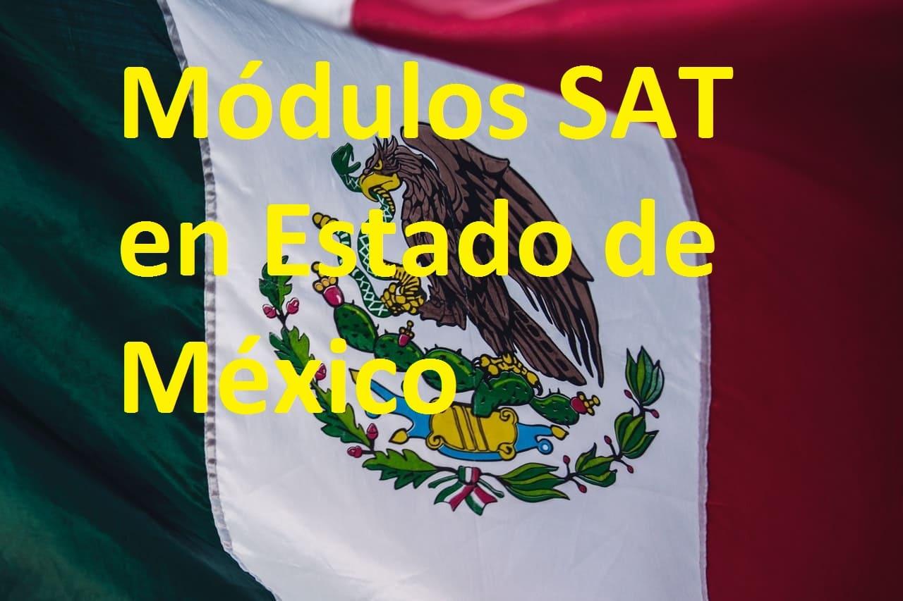 Sacar cita en el SAT Estado de México