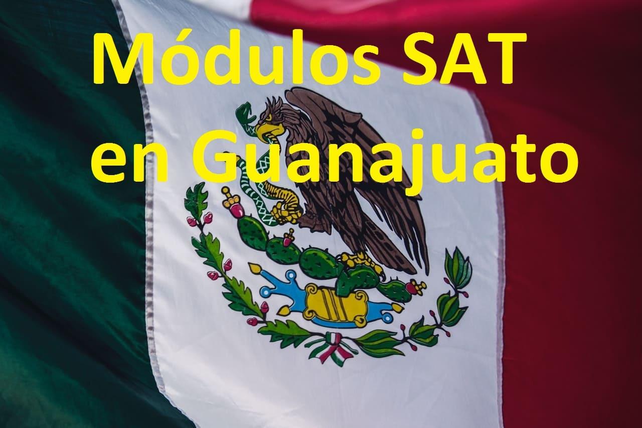 Sacar cita en el SAT Guanajuato