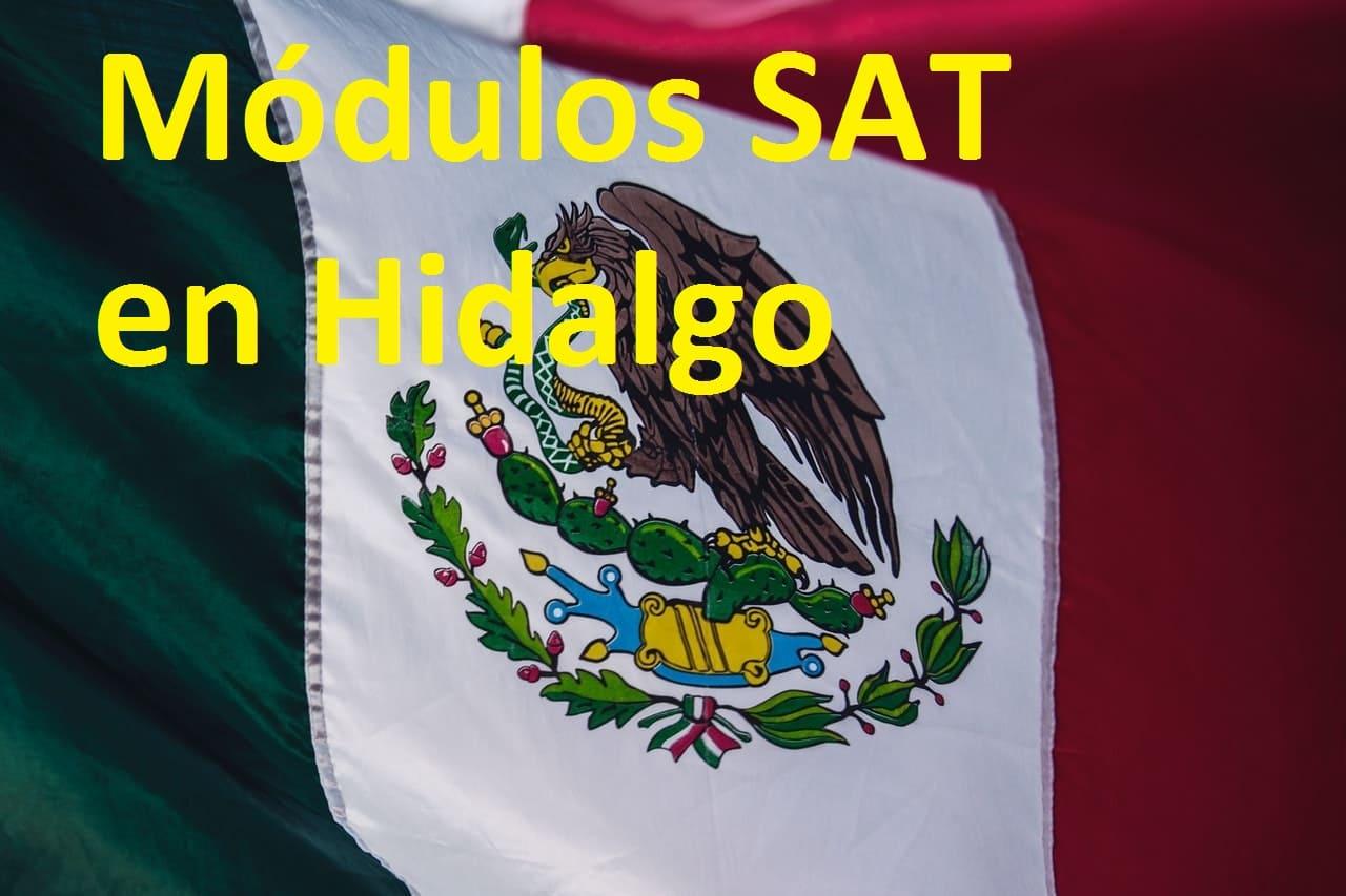 Sacar cita en el SAT Hidalgo