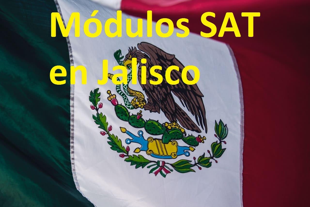 Sacar cita en el SAT Jalisco