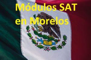 Sacar cita en el SAT Morelos