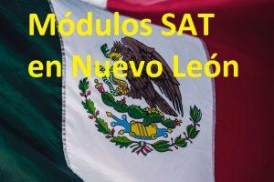 Sacar cita en el SAT Nuevo León