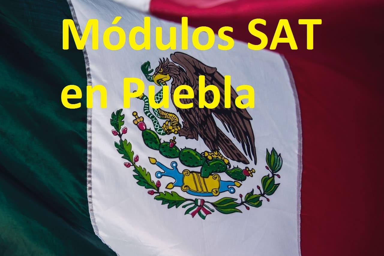 Sacar cita en el SAT Puebla