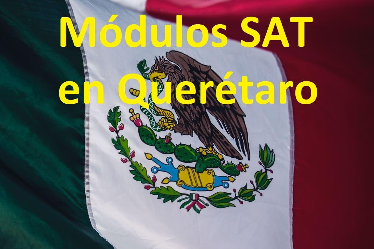 Sacar cita en el SAT Querétaro