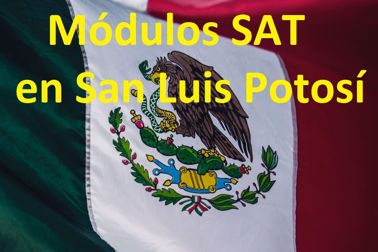 Sacar cita en el SAT San Luis Potosí