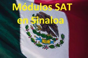 Sacar cita en el SAT Sinaloa