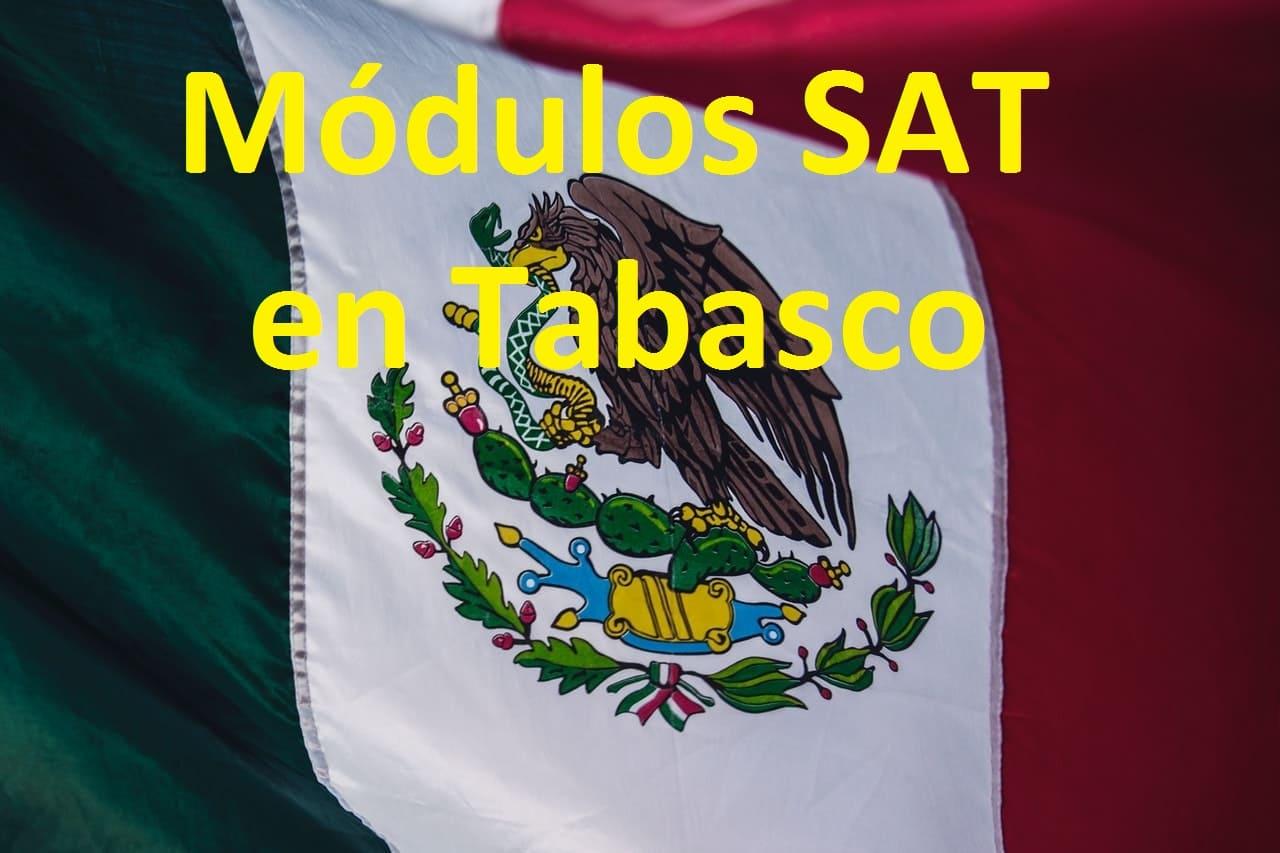 Sacar cita en el SAT Tabasco