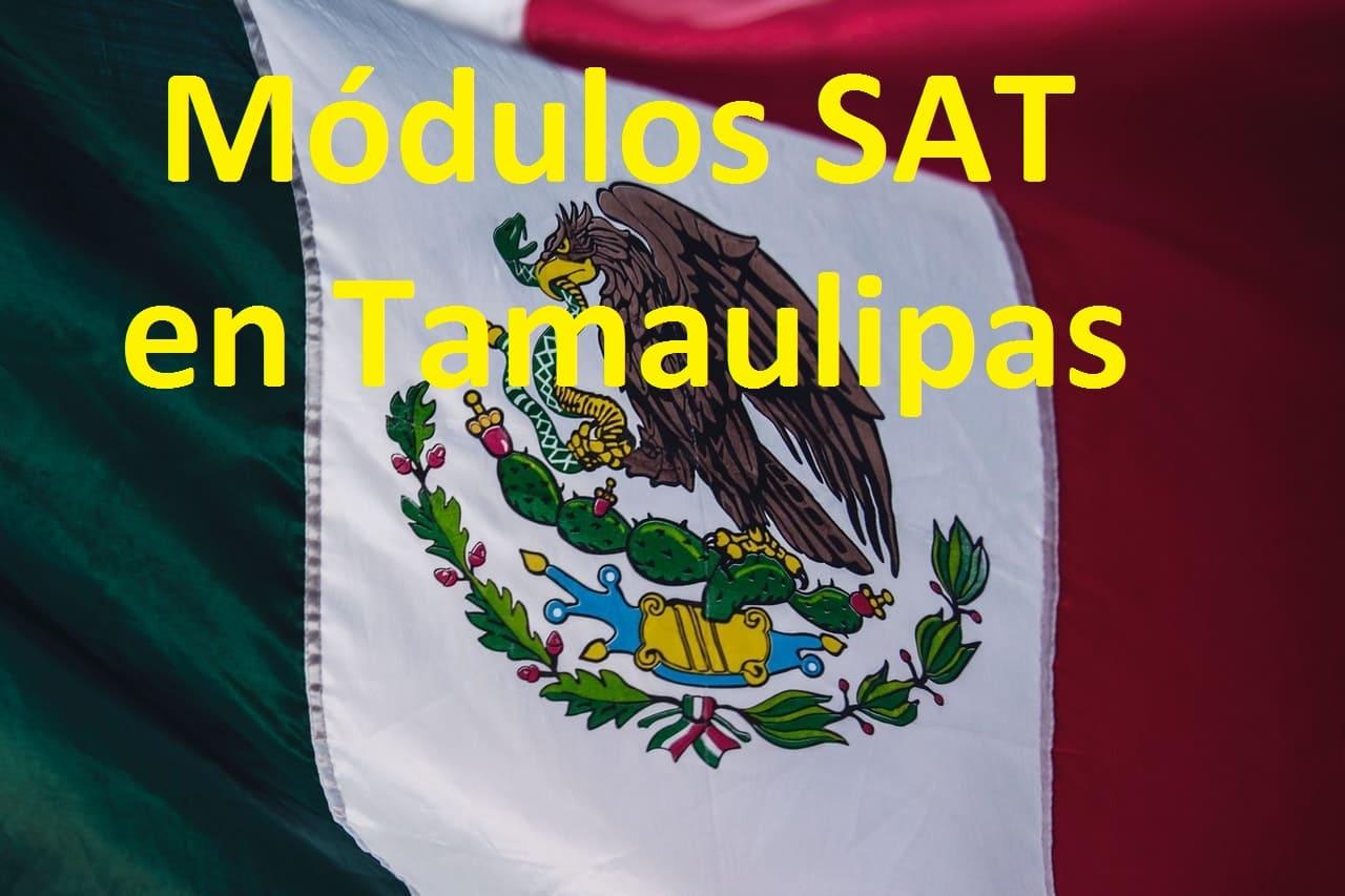 Sacar cita en el SAT Tamaulipas