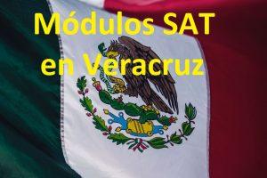 Sacar cita en el SAT Veracruz