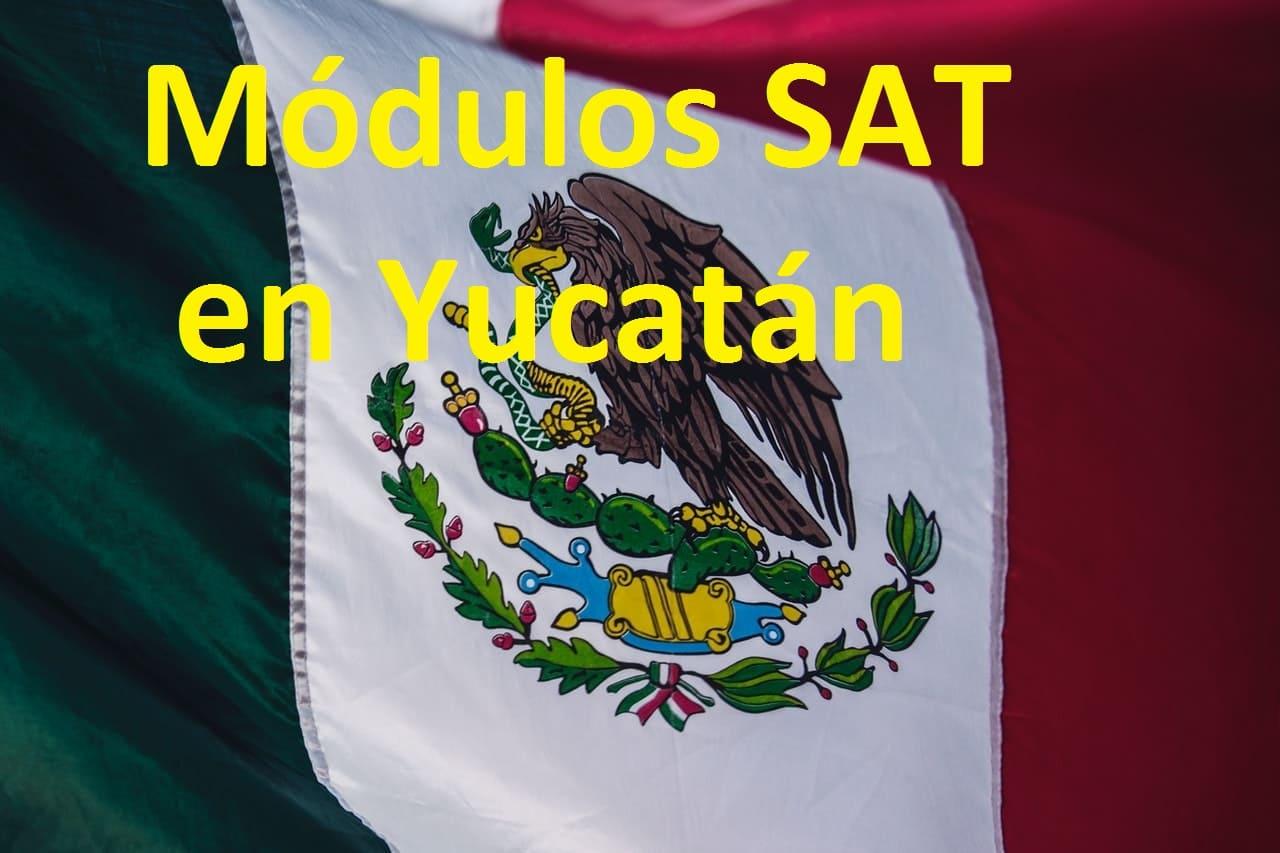 Sacar cita en el SAT Yucatán