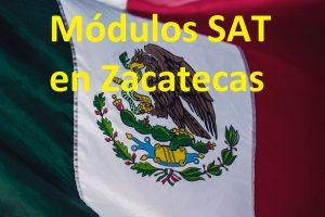 Sacar cita en el SAT Zacatecas