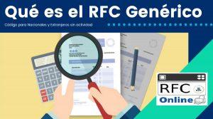 rfc-generico
